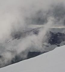 Lago Laja (Mono Andes) Tags: lagolaja parquenacionallagunadellaja chile chilecentral regióndelbiobío parquenacional antuco volcánantuco invierno ski skitour esquí randonné
