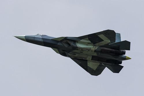 Sukhoi T-50 (Su-57) - 8