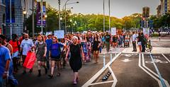 2017.08.13 Charlottesville Candlelight Vigil, Washington, DC USA 8084