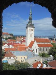 Niguliste kirik (St. Nicholas's Church) (pantkiewicz) Tags: estonia tallinn old town niguliste kirik st nicholass church kiek de kök