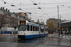 GVB, 828 (Chris GBNL) Tags: gvb gemeentevervoerbedrijf tram 828 11g
