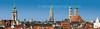 München Panorama (bayernphoto) Tags: muenchen munich monaco bayern bavaria city downtown zentrum frauenkirche peterskirche alter peter neues altes rathaus ausblick panorama theatinerkirche st cajetan oper nationaltheater heilig geist kirche dachterrasse bar asiatisch drinks chillen sonnig blauer himmel
