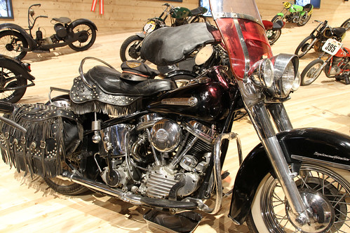Harley Devidson Panhead 74 ci