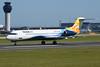 9A-BTD Fokker 100 EGCC 17-07-17 (MarkP51) Tags: 9abtd fokker 100 tradeair c3 tdr manchester airport man egcc england aviation aircraft airplane plane image markp51 aviationphotography nikon d7200