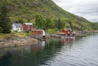 Raftsundet, Norway