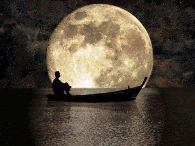 pemandangan bulan purnama riche chik tags pemandanganindah pemandanganalam