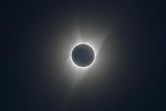 Earthshine During the Total Solar Eclipse in August 2017 (fksr) Tags: solareclipse totalsolareclipse sun moon weiser idaho corona earthshine stars regulus