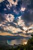 View of Psatha,Greece (Vagelis Pikoulas) Tags: psatha sea seascape landscape canon 6d tokina 1628mm sky colour colours clouds sunrays sun sunset greece europe