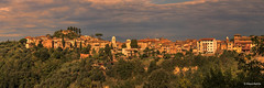 Palaia - 18101521 (Klaus Kehrls) Tags: palaia toskana italien landschaft abendlicht panorama