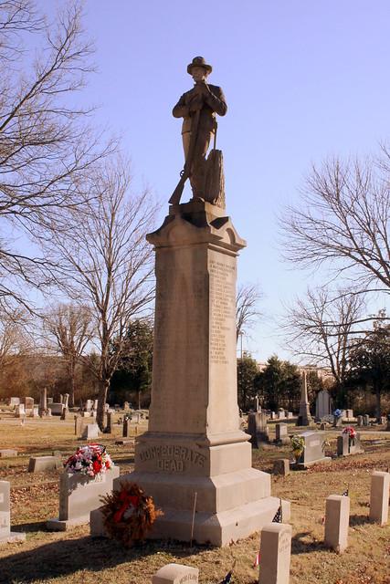 Burial Site of Gov. William B. Campbell