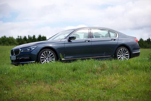 BMW 730 Ld XDrive G12 - 15