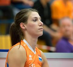 29151142 (roel.ubels) Tags: nederland oranje holland polen poland polska amsterdam sporthallen zuid volleybal volleyball oefenwedstrijd sport topsport 2017