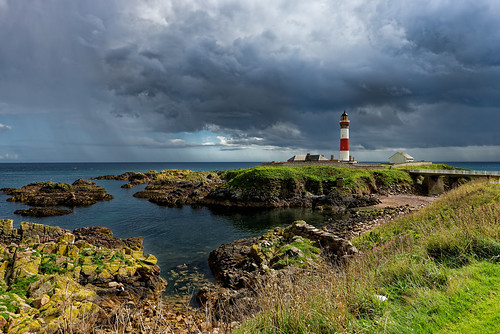 Buchaness  Lighthouse