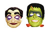 The Munsters Halloween Masks 2397 (Brechtbug) Tags: the munsters halloween masks vintage grampa sam dracula herman munster vampire frankenstein monster creature bat undead screen grab ben cooper collegeville halco tv television show shows holiday evil green mask costume vamp patchwork man zombie outfit monsters cigar smoker screengrab 60s 1964 1960s al lewis fred gwynne actors likeness likenesses looks like