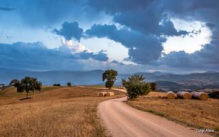 San Severino Marche - la mia strada