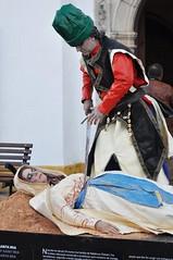 Tomar - Festival Estátuas Vivas 2017 (Living Statues) (jaime.silva) Tags: tomar portugal portugalia portugalsko portugália portugalija portugali portugale portugalsk portogallo portugalska portugāle portúgal estátuasvivas livingstatues livingstatue legend tradition