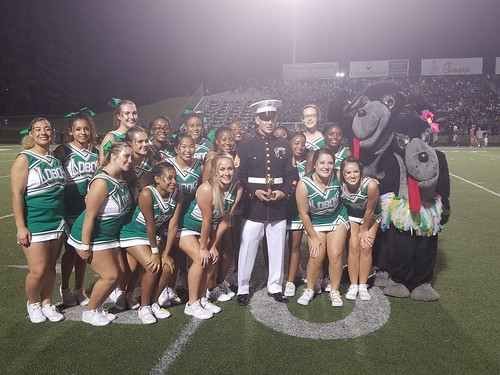 """Longview vs Marshall 9/8/17 • <a style=""""font-size:0.8em;"""" href=""""http://www.flickr.com/photos/134567481@N04/36934063516/"""" target=""""_blank"""">View on Flickr</a>"""