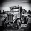 Start Me Up (D E Pabst Photography) Tags: asotincounty rusted abandoned blackandwhite monochrome automotive truck neglected international washington