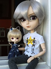 Happy Birthday, Dante e Alice!! (♪Bell♫) Tags: taeyang richt dante silber little dal jouet alice rosenthal happy birthday groove doll