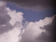 gray, white, black, blue (SheilaMink) Tags: clouds gray white black blue newmexico southwest sooc nopostprocessing