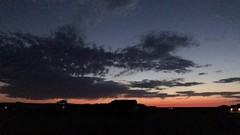 20 AUG 17 Sunrise (northern_nights) Tags: timelapse sunrise skyfire firesky redskies clouds iphone7plus cheyenne wyoming cellphone