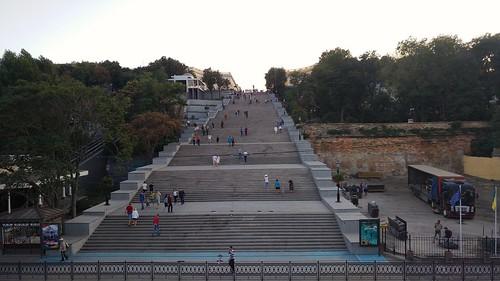 Potemik stairs Odessa #ADV2017EST