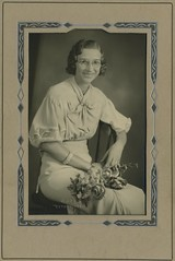 1933 or so - Frances Molebash
