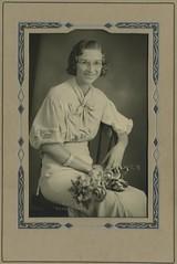 1933 or so - Frances Molebash