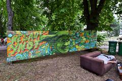 Kesadi  • Ynot (HBA_JIJO) Tags: streetart urban graffiti paris art france artist hbajijo painting aerosol peinture portrait spray bombing urbain cellograff rehab2
