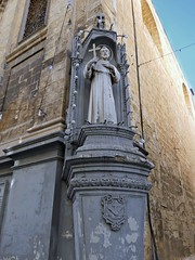 St Francis of Assisi Church (Linda DV (away)) Tags: lindadevolder lumix geomapped geotagged travel europe malta valletta sliema 2017 mediterraneansea island ribbet