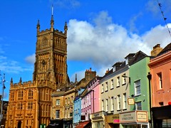 Cirencester (llocin) Tags: cirencester church religion history colour color architecture town beautiful