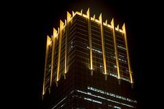 Landmark at night 11 (N808PV) Tags: q house lumpini tower night light 6d