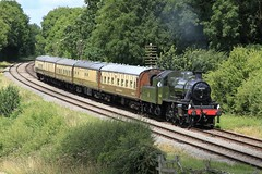 46521 Kinchley Lane GCR 220717 J Neave (John Neave) Tags: railway locomotive greatcentralrailway