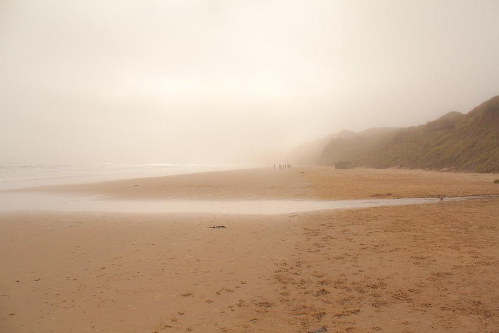 Filey Beach 2