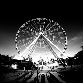 Montreal Old Port Ferris Wheel