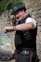 Asylum Steampunk Festival 2017 (Gordon.A) Tags: lincolnshire lincoln castlehill asylum theasylum convivial lincolnasylum lincolnasylumsteampunk asylumsteampunk asylumsteampunkfestival lincolnasylumsteampunkfestival festival festiwal festivaali festivalen wyl festspiele steampunk steampunkstyle steampunkclothes steampunkfashion steampunklifestyle victorian neovictorian alternative cosplay costume creative culture lifestyle man people peoplewatching street event streetevent eventphotography amateur streetphotography streetportrait colourportrait colourstreetportrait portrait portraitphotography naturalexpression naturallight naturallightportrait day daylight outside outdoor outdoorphotography town city citystreets urban urbanphotography canon canoneos750d