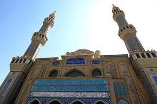 Jalil Khayat Mosque, Erbil / Iraqi Kurdistan