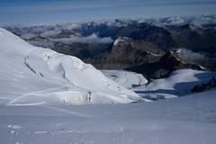 _DSC3094 (farix.) Tags: alpen alps alpy schweiz switzerland szwajcaria trekking treking grat grań piz palu bernina berninagruppe gletscher lodowiec śnieg snow schnee