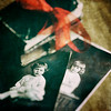.. (borealnz) Tags: waxworks flypaper photos old vintage ribbon book memories history
