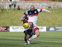 Lewes 2 Cray Wanderers 1 16 09 2017-81.jpg (jamesboyes) Tags: lewes cray wanderers football soccer nonleague amateur sport celebration goal score tackle canon 70d