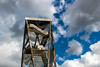 Watch tower (*spectator*) Tags: lommel belgium