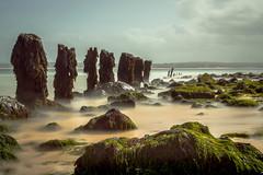 St ives (joshdgeorge7) Tags: exposure waves sea sand cornwall blur autumn