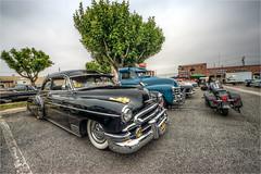 1949 chevy deluxe (pixel fixel) Tags: 1949 black chevrolet deluxe historicfrontstreet norwalk norwalkelksclub norwalkrecords
