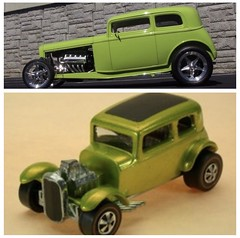 (Picture Proof Autographs) Tags: hotwheels realhotwheelsandtheirdiecast redlines diecast car cars real their