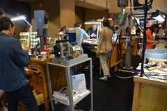 Vendor room