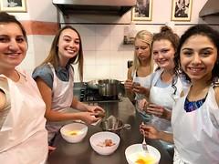 Italian cooking class (travelontheside) Tags: italy italia tuscany toscana florence florenceitaly firenze italianfood italiancuisine eatlocal food cooking cookingclass italiancooking intavola freshpasta tortelli