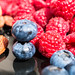 Staying Healthy - Berries and nuts every day