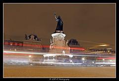 2014.11.15 République by night (garyroustan) Tags: paris france french iledefrance ile island nuit night light color noche