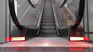Stop the escalator