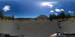 Cinder Cone, Lassen Volcano National Park, California (renedrivers) Tags: